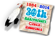 30th Anniversary of Czech Woodstock (1984-2014)